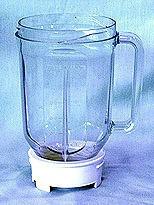 Acrylic Goblet (White Trim)