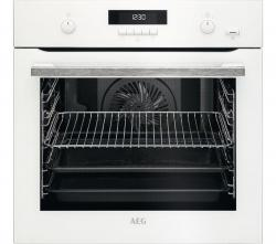 AEG BPS551020W Electric Oven – White, White