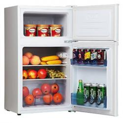 Amica FD171 4 50cm 2 Door Undercounter Fridge Freezer White 0 85m A
