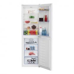 Beko CCFM1582W Frost Free Fridge Freezer in White 1 82m 55cm 170 97L