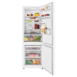 Beko CNG1672EW Frost Free Fridge Freezer in White 1 72m 60cm 233 90L