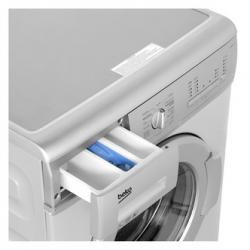 Beko WM5122S Washing Machine in Silver 1200rpm 5Kg A Rated