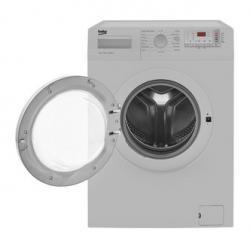 Beko WTG741M1S Washing Machine in Silver 1400 rpm 7Kg