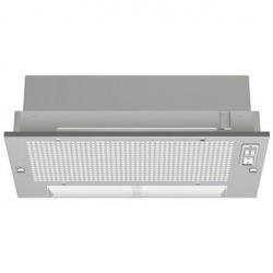 Bosch DHL535BGB 55cm Integrated Canopy Cooker Hood Metallic Silver