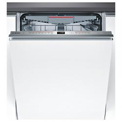 BOSCH Serie 6 SMV68MD02G Full-size Integrated Dishwasher, Red