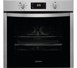 INDESIT  Aria DFW 5544 C IX Electric Oven - Stainless Steel, Stainless Steel