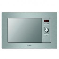 Indesit MWI122 2X Built In Microwave Oven Grill in St Steel 20 Litre