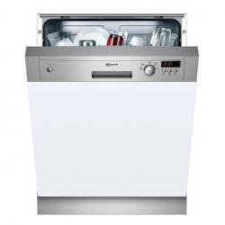 Neff S41E50N1GB 60cm Semi Integrated 12 Place Dishwasher in St St A
