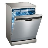 Siemens SN258I06TG Freestanding Dishwasher, Silver