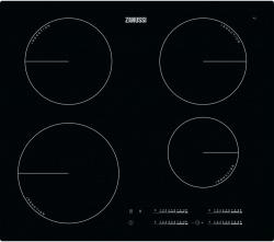ZANUSSI ZIT6470CB Electric Induction Hob - Black, Black
